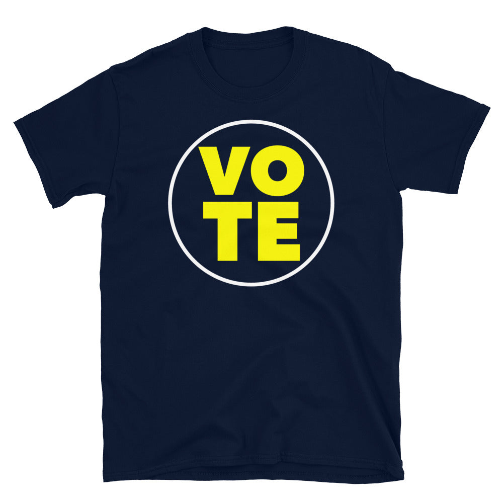 VOTE Unisex T-Shirt - Beats 4 Hope