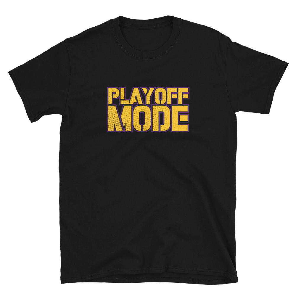 PLAYOFF MODE Limited Edition . T-Shirt - Beats 4 Hope