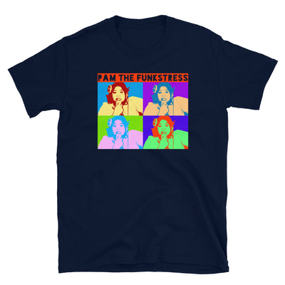 PAM THE FUNKSTRESS 80'S Pop T-Shirt - Beats 4 Hope