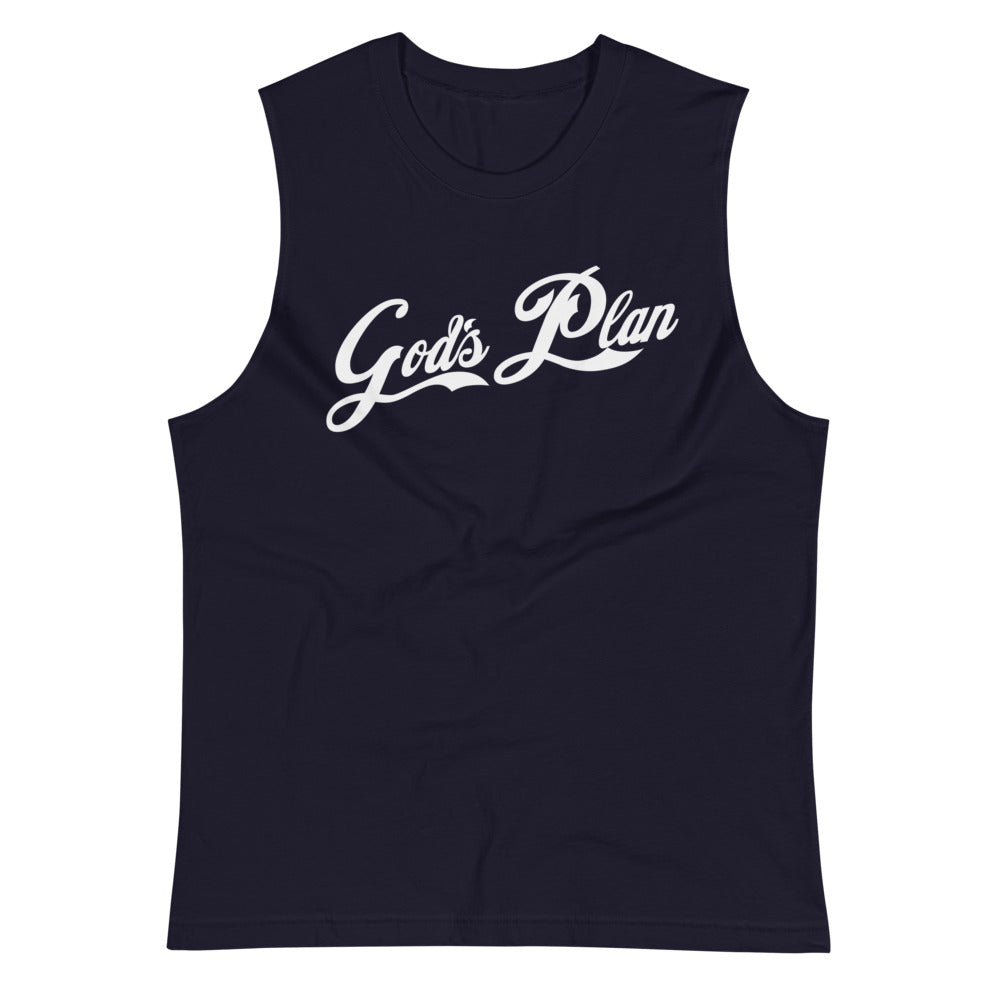 GOD'S PLAN - Muscle Shirt