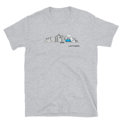 LavaMaeX LOS ANGELES T-Shirt - Beats 4 Hope