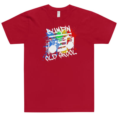 BUMPIN OLD SKOOL 2 Unisex T-Shirt - Beats 4 Hope