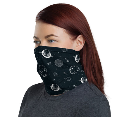 SPACE X Neck Gaiter - Beats 4 Hope