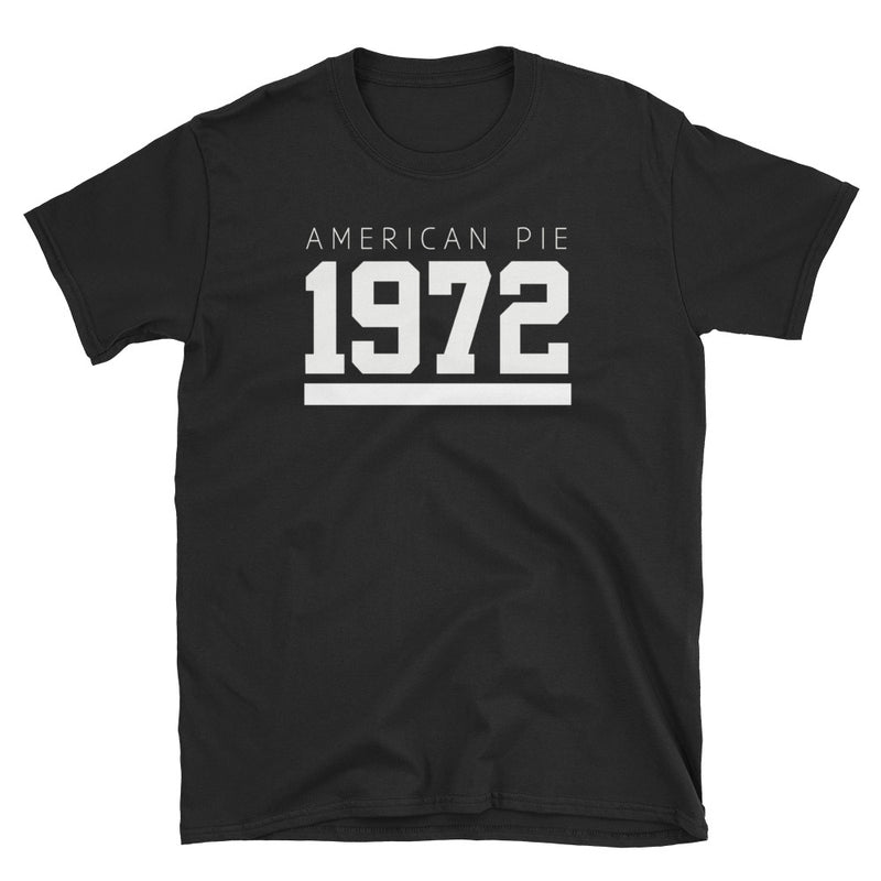 1972 MISS AMERICAN PIE VINTAGE TEE - Beats 4 Hope