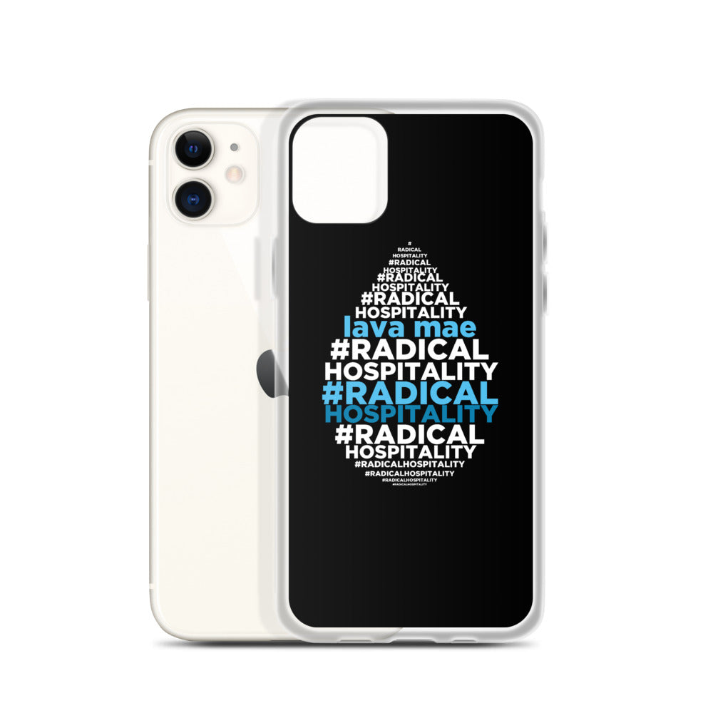 RADICAL HOSPITALITY - iPhone Case - Beats 4 Hope