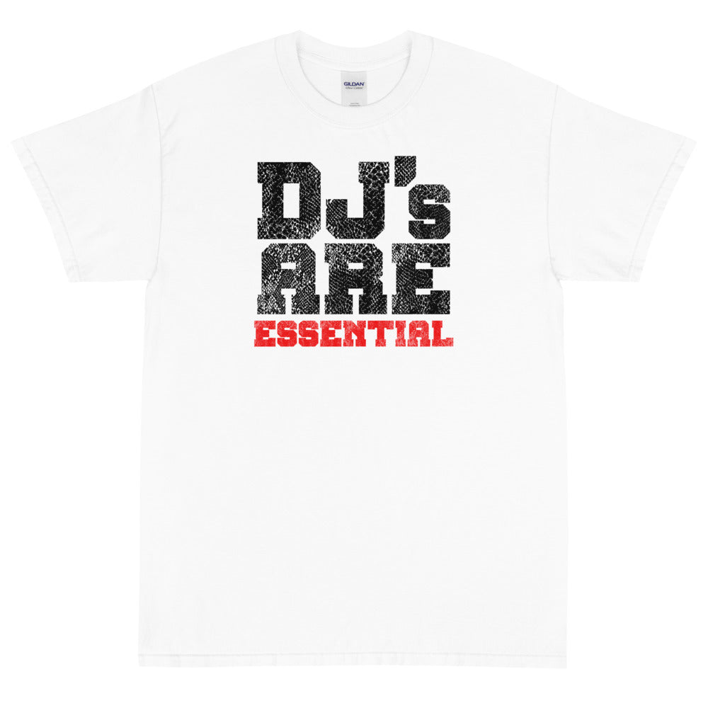 DJ'S ARE ESSENTIAL Men's X T-Shirt