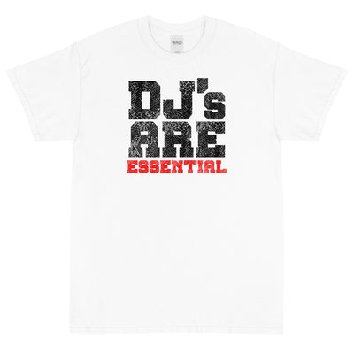 DJ'S ARE ESSENTIAL Men's X T-Shirt - Beats 4 Hope