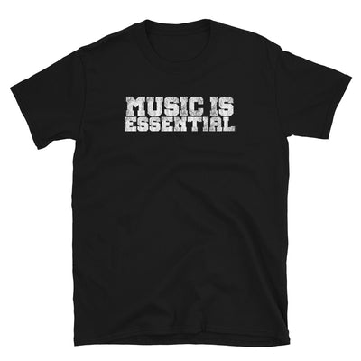 MUSIC IS ESSENTIAL T-Shirt - Beats 4 Hope