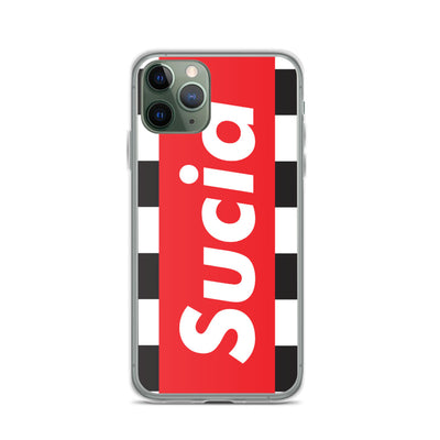 SUCIA Racing RED - iPhone Case - Beats 4 Hope