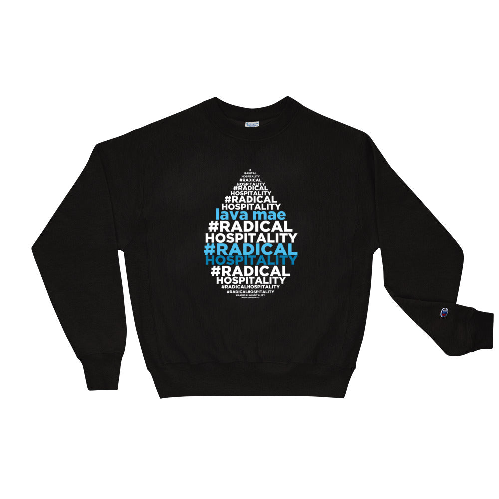 LavaMaeX - Drop Champion Sweatshirt
