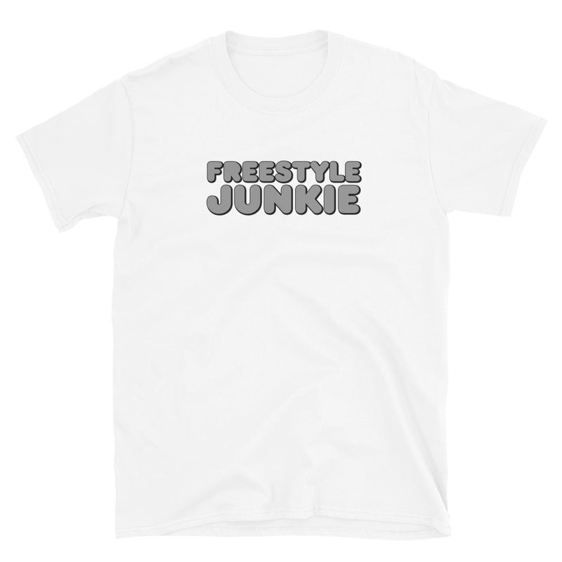 FREESTYLE JUNKIE - Retro T-Shirt - Beats 4 Hope