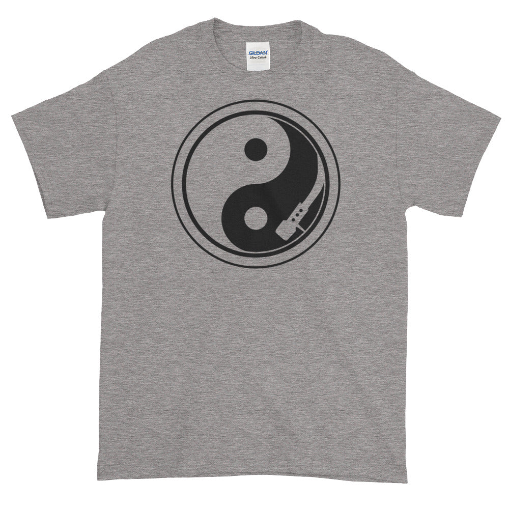 YIN AND YANG DJ 4 MEN'S TEE - Beats 4 Hope