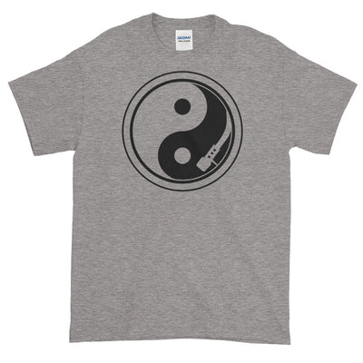 YIN AND YANG DJ ZEN MEN'S X T-Shirt - Beats 4 Hope