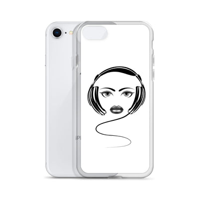 LADY DJ - iPhone Case - Beats 4 Hope