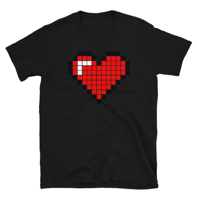DIGITAL HEART T-SHIRT - Beats 4 Hope