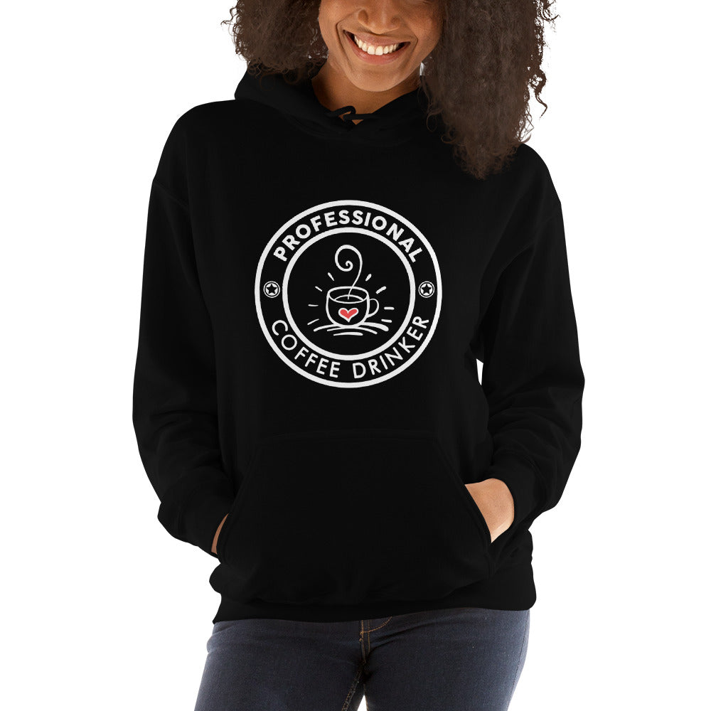 PROFESSIONAL COFFEE DRINKER 2ND CUP HOODIE - Beats 4 Hope