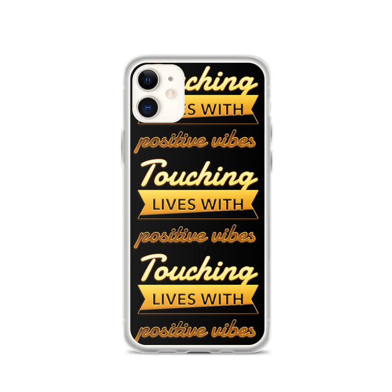 TOUCHING LIVES - iPhone Case - Beats 4 Hope