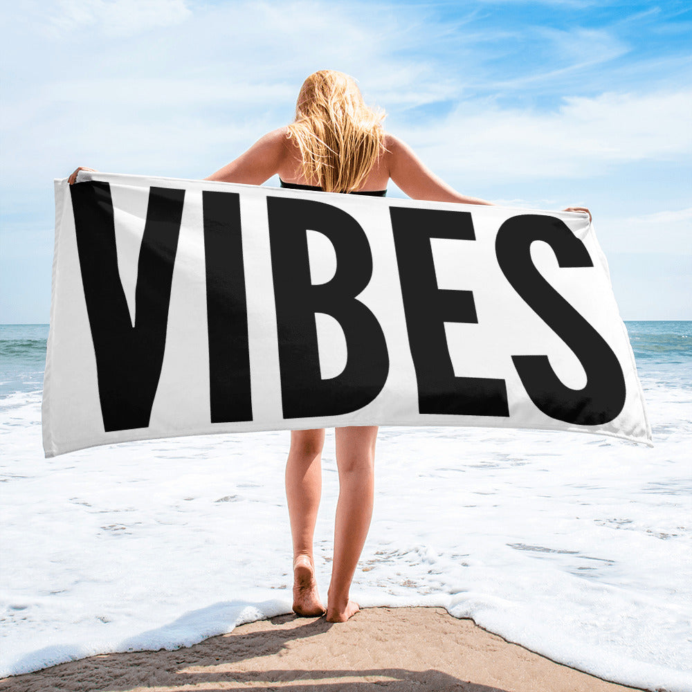 VIBES Towel - Beats 4 Hope