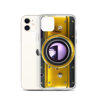 VINTAGE GOLD CAMERA iPhone Case & Cover - Beats 4 Hope