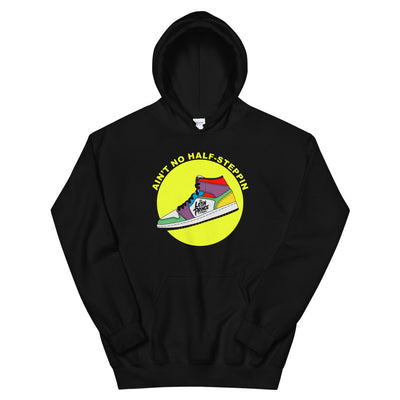 AIN'T NO HALF STEPPIN LP  Hoodie - Beats 4 Hope