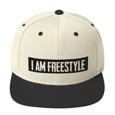 I AM FREESTYLE Snapback Hat - Beats 4 Hope