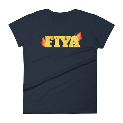FIYA Women's T-Shirt - Beats 4 Hope