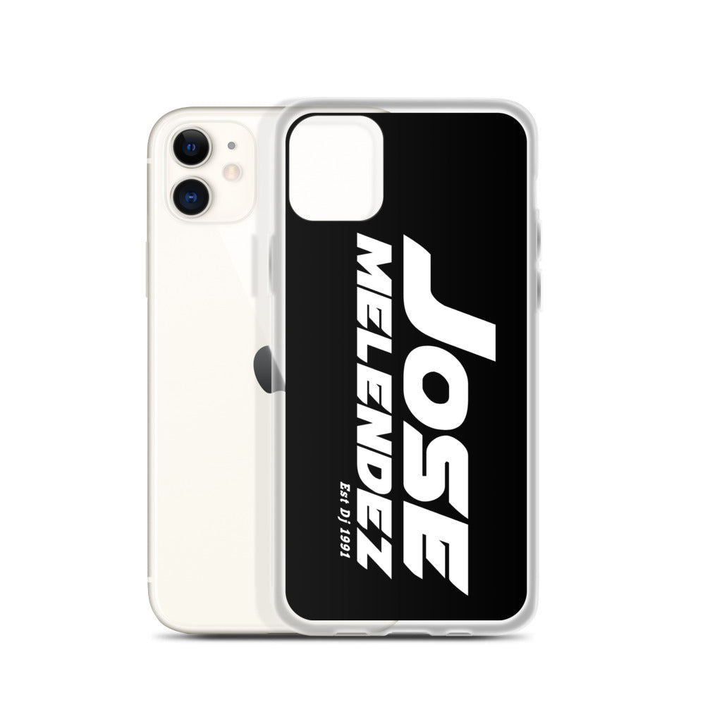 DJ JOSE MELENDEZ - iPhone Case