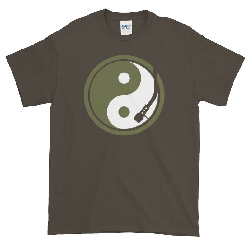 YIN AND YANG DJ 2 MEN'S TEE