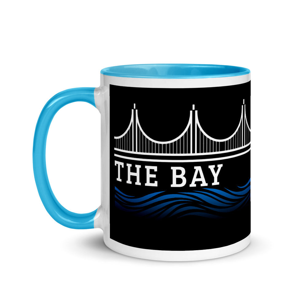 THE BAY Mug in BLUE - Beats 4 Hope