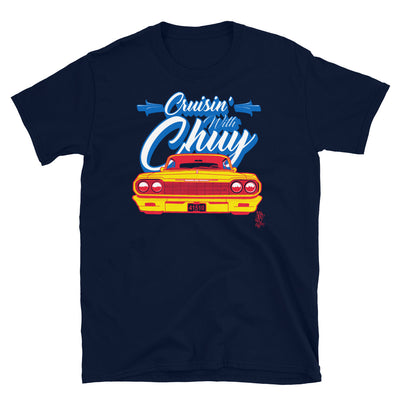 CRUISIN WITH CHUY Paloma - T-Shirt - Beats 4 Hope