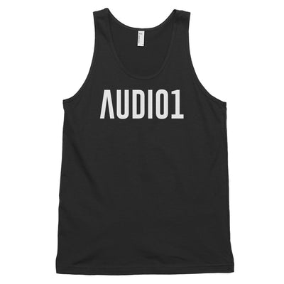 AUDIO1 - Classic Unisex Tank Top - Beats 4 Hope