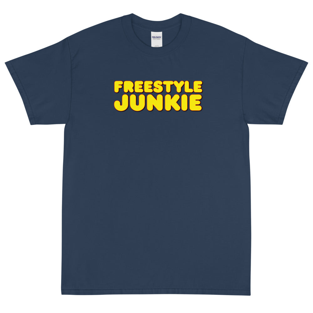 FREESTYLE JUNKIE - Retro Men's X T-Shirt