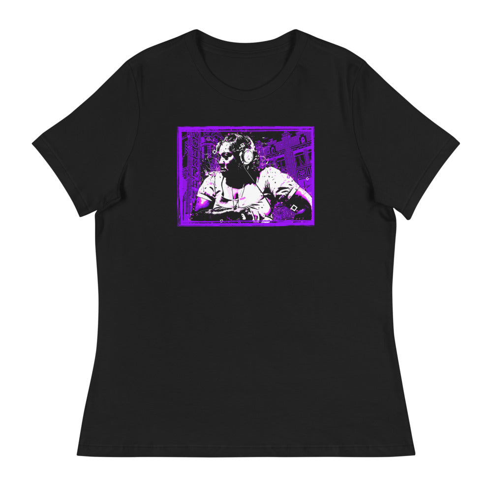 Purple Pam 2020 - Women's T-Shirt - Beats 4 Hope