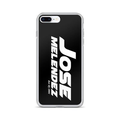 DJ JOSE MELENDEZ - iPhone Case - Beats 4 Hope