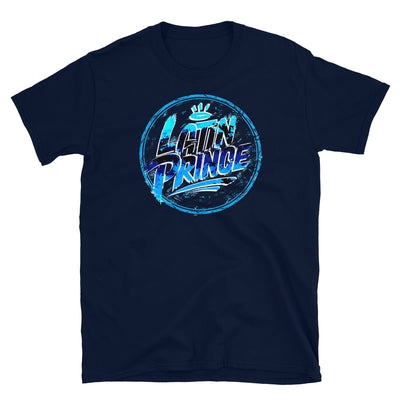 LATIN PRINCE - Nica Blue Logo Tee - Beats 4 Hope