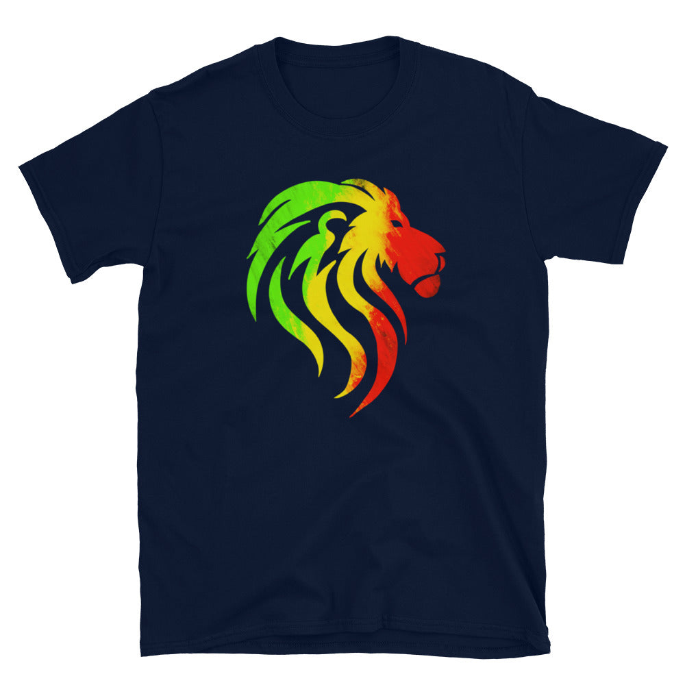 LEO THE LION - Reggae Lion Tee - Beats 4 Hope