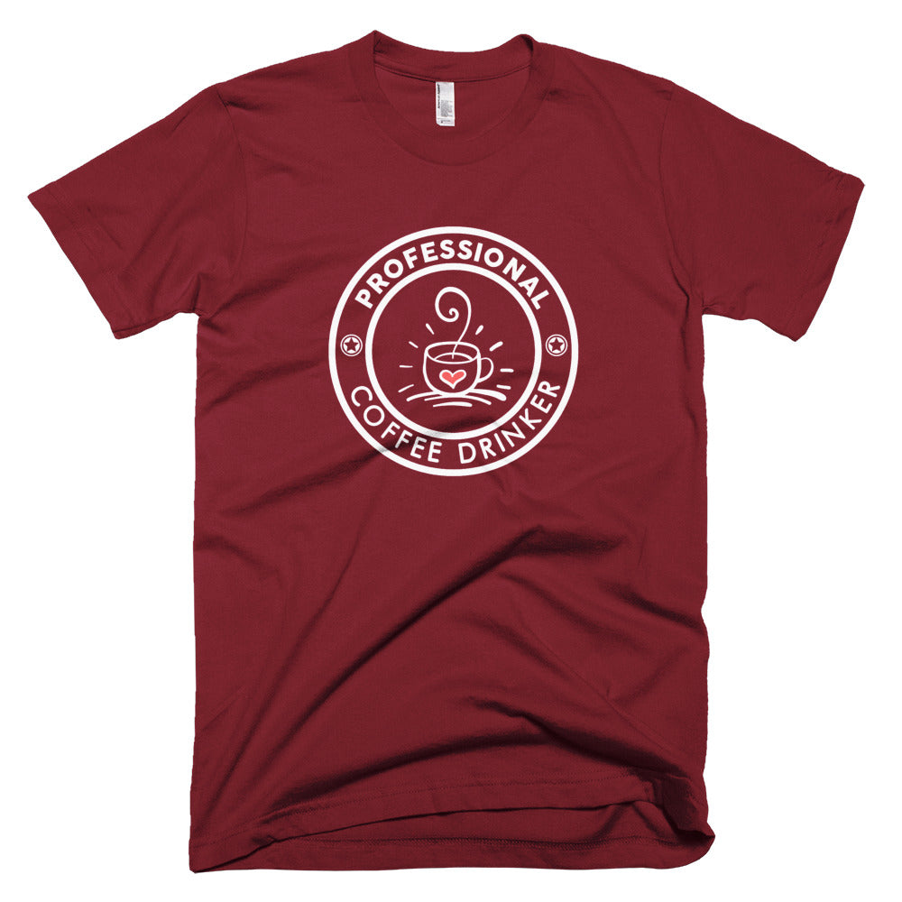PRO COFFEE DRINKER T-Shirt - Beats 4 Hope