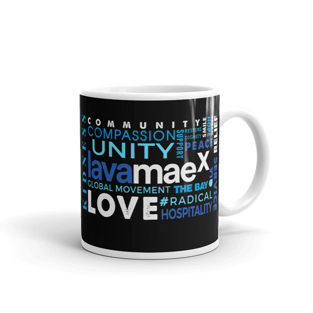 Lava MaeX Unity Mug - Beats 4 Hope