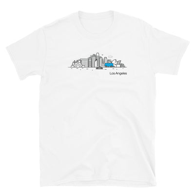 Lava MaeX LOS ANGELES T-Shirt - Beats 4 Hope