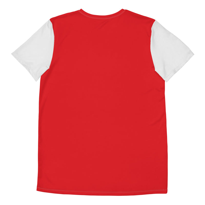 SUCIA - HERO RED Men's Athletic T-shirt