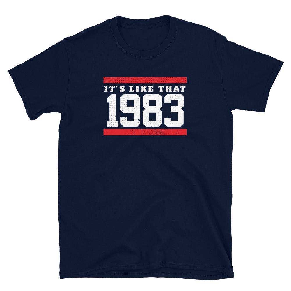 1983 IT'S LIKE THAT T-SHIRT - Beats 4 Hope