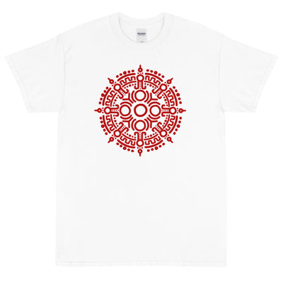 AZTEC TRIBAL MEN'S X T-Shirt - Beats 4 Hope