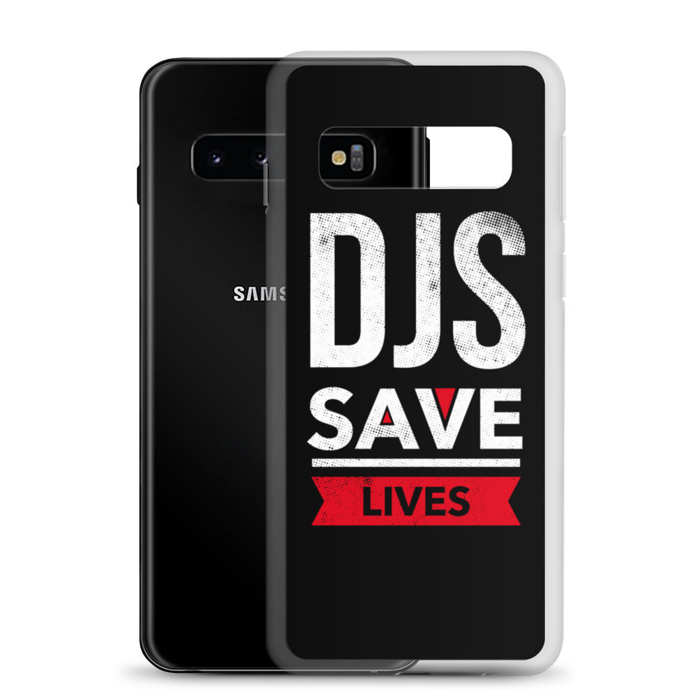 DJ SAVE LIVES Samsung Case - Beats 4 Hope