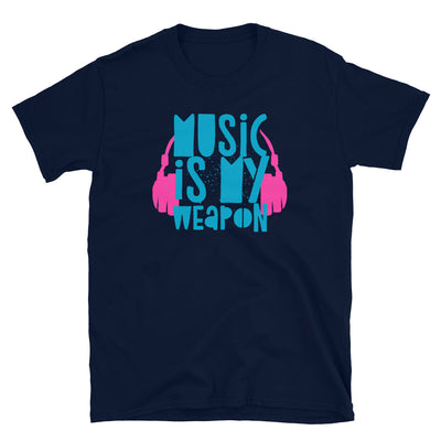 MUSIC IS MY WEAPON - MIAMI T- Shirt - Beats 4 Hope