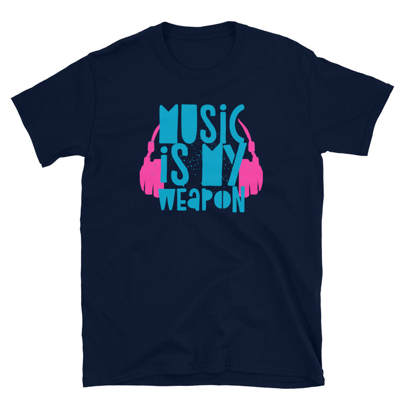 MUSIC IS MY WEAPON - MIAMI