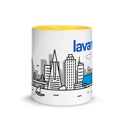LAVA MAE X  SF COLOR MUG - Beats 4 Hope