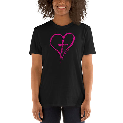CROSS MY HEART Unisex T-Shirt - Beats 4 Hope
