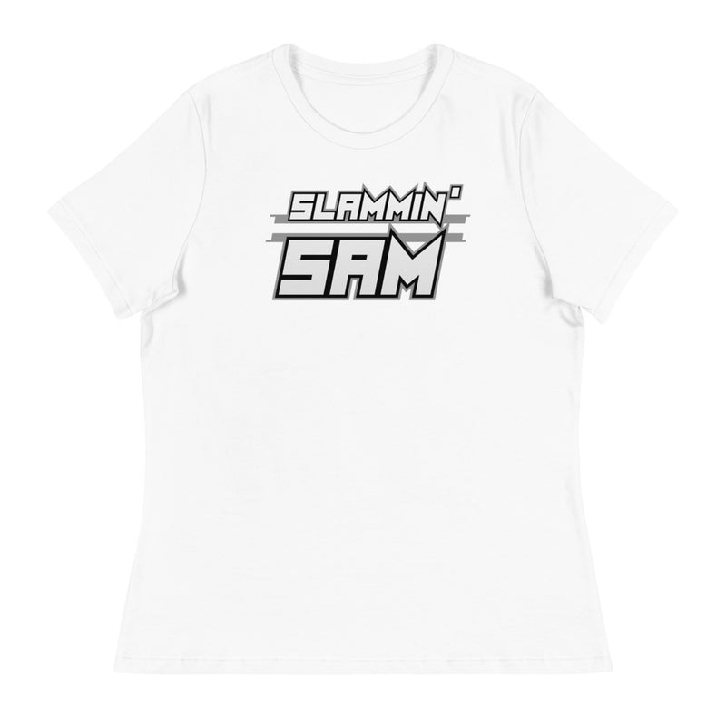 SLAMMIN' SAM LOGO Women's T-Shirt