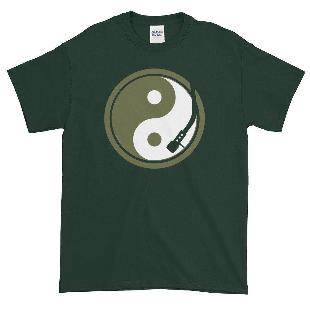YIN AND YANG DJ 2 MEN'S X T-Shirt - Beats 4 Hope