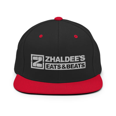 ZHALDEE EATS & BEATS - Snapback Hat - Beats 4 Hope